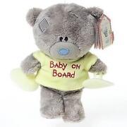 Baby on Board Teddy