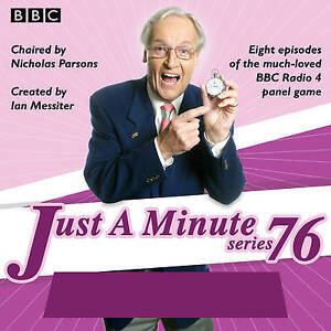 Just a Minute: The BBC Radio 4 CD AUDIO BOOK NEW UNPLAYED