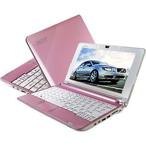 Refurbished Acer Aspire ONE D250 fresh Win7 Ult + essential soft