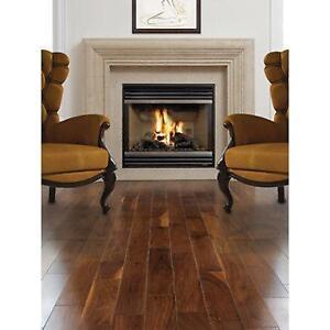 """Vintage Black Walnut Select V Natural 3 1/4"""" Hardwood"""