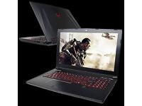 CyberpowerPC Fangbook III - i7 5700HQ Quad Core - GTX 970M - 16Gb RAM - 256Gb M.2 SSD - 2Tb HDD