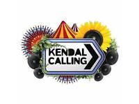 2 x Emperors Field Kendal Calling weekend tickets