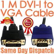 DVI to VGA Cable Adapter