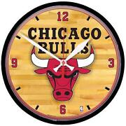 Chicago Bulls Clock