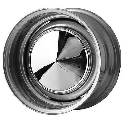 7x 13 & 6x13 JBW Smoothie Steel Wheels Classic Ford Set of 4 Silver (2 off each)