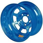 15 Blue Rims