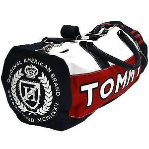 Like New Tommy Hilfiger Duffel Bag