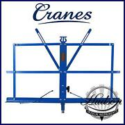 Blue Music Stand