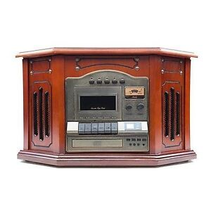 Grace Audio Record Player combo