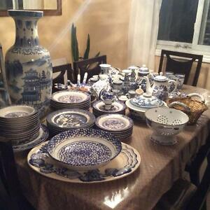 Set of 12 people antique art collection all pieces complete Kitchener / Waterloo Kitchener Area image 1