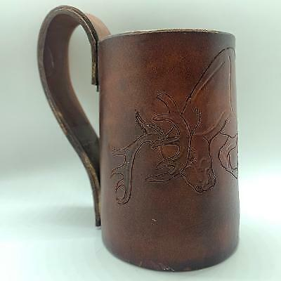 Leather Beer Mug