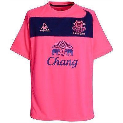 Everton Shirt 2011  e9a48f35e