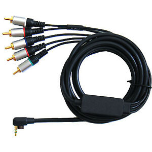PlayStation PSP Component Video Cable