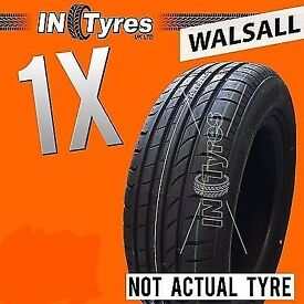 1x New 205/55R16 Budget Fitting Available