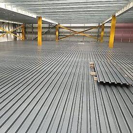 Metal Decker Wanted for immediate start London, U.K Work Steel Decking Stud Welding Labourer Dublin