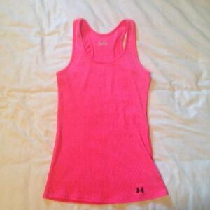 NEW! Under Armour Racerback Tank - Medium
