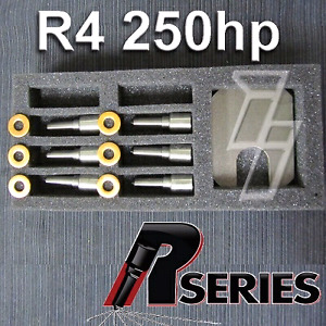 Industrial injection r4 250hp nozzles