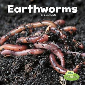 Earthworms by Amstutz, Lisa J. 9781515719380 -Hcover