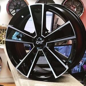 17 inch Rims for VW $450 Taxes in ALL 4 Wheels ** NEW ** call 905 673 2828 Zracing Alloy Wheel Rims Rim Rimz Sale VW
