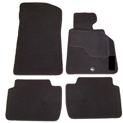 Quality Carpet Tailored Car Mats To Fit BMW E46 98-05