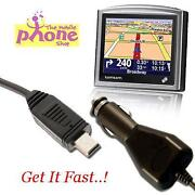 Tom Tom One Car Charger