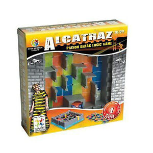 Alcatraz Game --Smart Games
