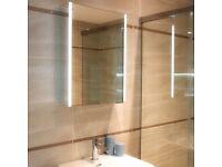 Hib Xenon Bathroom Illuminated Cabinet