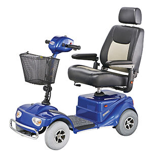 Why Pay For Your Scooter or Power Wheelchair?