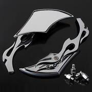 Custom Motorcycle Mirrors