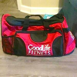 Goodlife Fitness Duffle Gym Bag