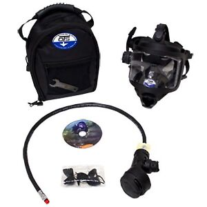 Full face dive mask and regulator OTS Guardian