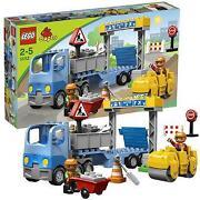 Lego Duplo Straßenbau