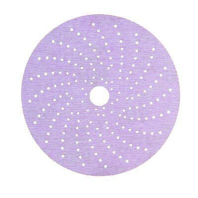 3m Hookit Purple Clean Sanding Disc 334u 6in P600 50pkg
