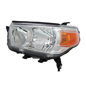2010-2013 TOYOTA 4RUNNER HEADLIGHT NEW
