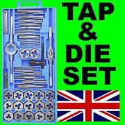 Tap and Die Set Metric