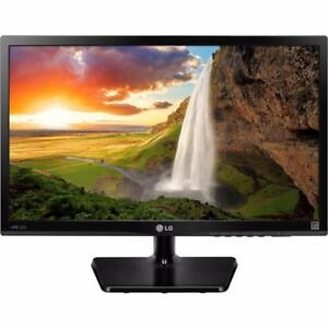 "LG 27MP47HQ-P_926 27"" LED IPS Monitor 1080P, 5ms- D-Sub, HDMI"