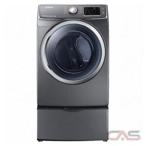 78- NEUF - NEW  Laveuse  Sécheuse Frontale Électrique SAMSUNG Frontload  Electric Washer Dryer  NEUF - NEW