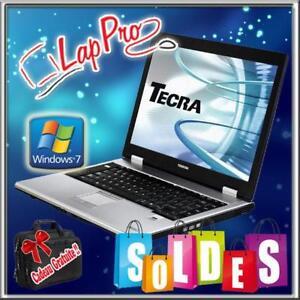 LIQUIDATION DES LAPTOPS !! Toshiba Portable Laptop AVEC CAMERA 149$