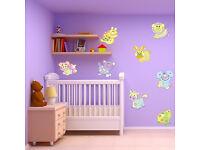 Next Nursery Animal Wall Sticker Set