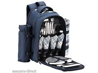 A complete Picnic Back Pack for 4 persons