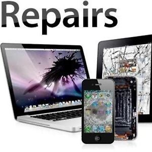BROKEN GLASS/LCD/CHARGING PORT/WATER DAMAGE PHONE LAPTOP REPAIR