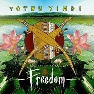 YOTHU YINDI Freedom CD BRAND NEW