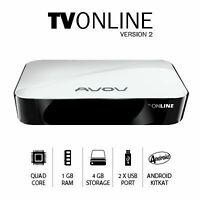 AVOV DREAMLINK MAG 254 IPTV ANDROID QUAD CORE BOXES