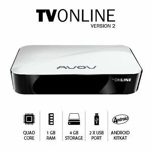 AVOV DREAMLINK MAG 254 IPTV ANDROID QUAD CORE BOXES Windsor Region Ontario image 1
