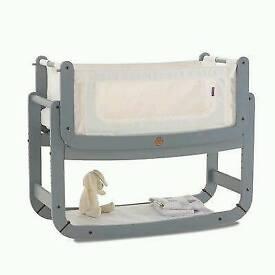 Snuz Pod 2 Bed Side Crib