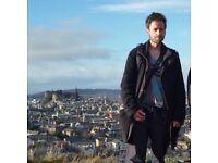 Looking for room near Marchmont area (mid 30s professional)