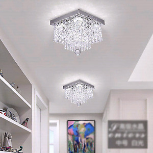 Professional LED pot light and chandelier installation