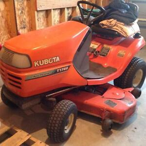 Kubota T2740-1  snow blower attachment  40""