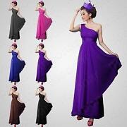 One Shoulder Dress Size 20
