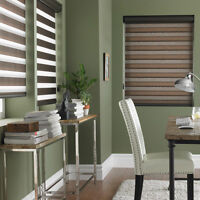 BLINDS AND SHUTTERS UP TO 60% OFF